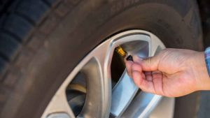 tire Pressure, All About Valves