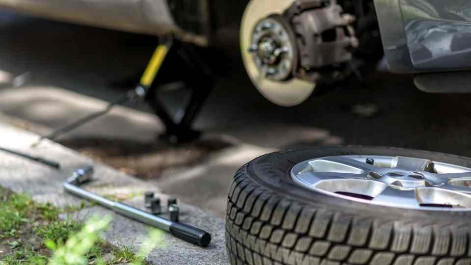Mobile Tire Change Gatineau